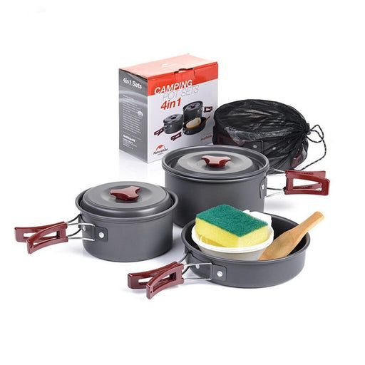 Outdoor Cooking Set