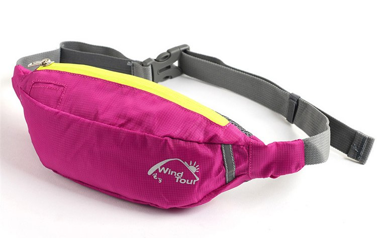 Rose Water Repellent Fanny Pack