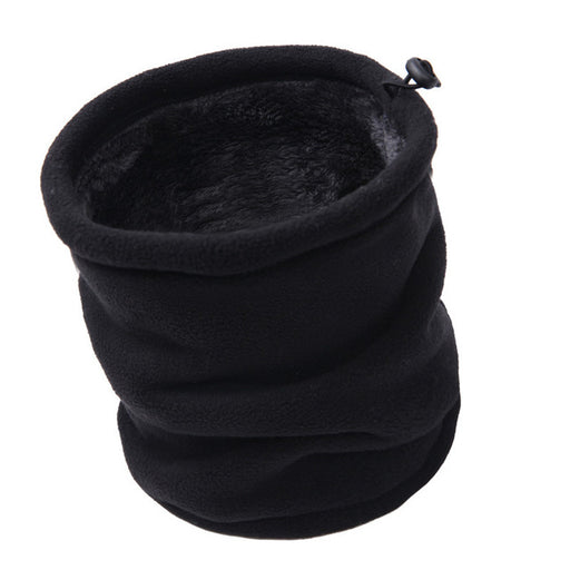 Black Fleece Neckwarmer