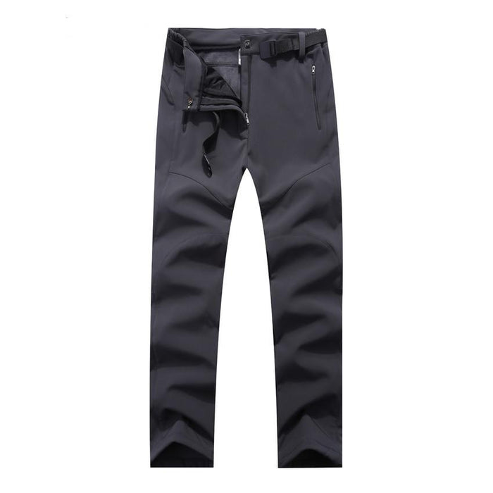 Women's Waterproof Plain Softshell Pants