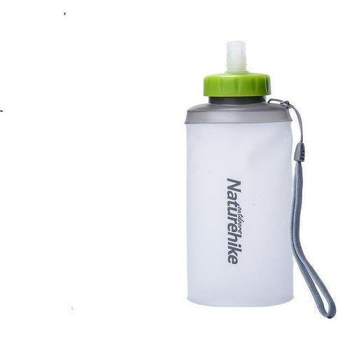 Folding Waterbottle 500ml Grey