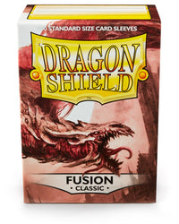 Dragon Shield: Fusion 'Wither' Classic – 100 Standard Size