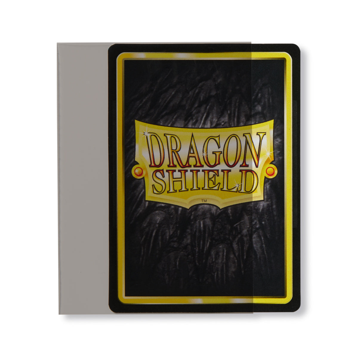 Dragon Shield: Smoke  'Shinon' Perfect Fit Sideloader – Standard Size 100
