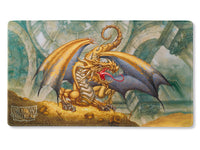 Dragon Shield: King 'Gygex' the Golden Terror Limited Edition Playmat