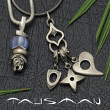 Annika Rutlin talisman collection sterling silver designer  jewellery