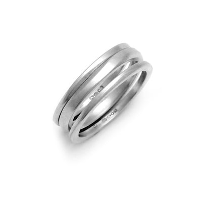 Annika-Rutlin-Cairn-silver-stacking-rings-3-ring-starter-stack