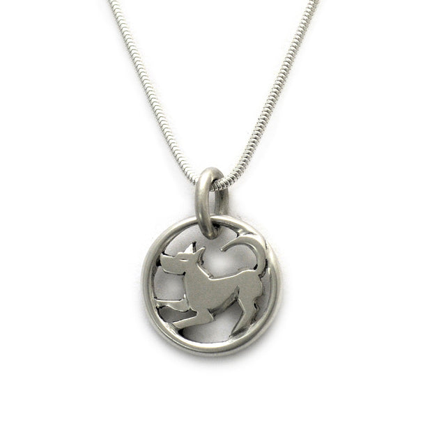 Lucky pendant for the Year of the Dog 2018 by award winning designer Annika Rutlin
