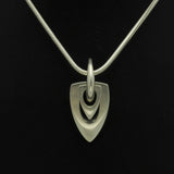 Idun double pendant on snake chain IN50PL