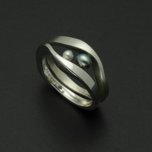 Luna Stacking Ring LR01-WP