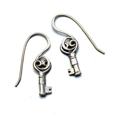 Amitie keys hookwire earrings KHE22