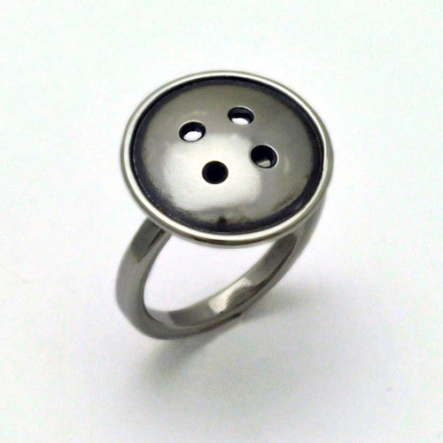 Button large ring BTR02