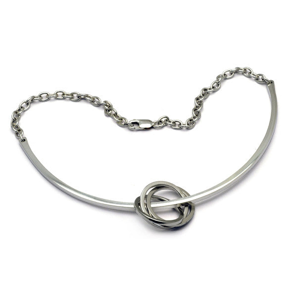 United semi torc necklace UN45T