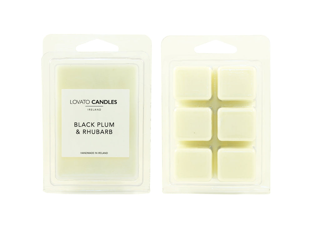 Wax Melt - Black Plum & Rhubarb - Lovato Candles
