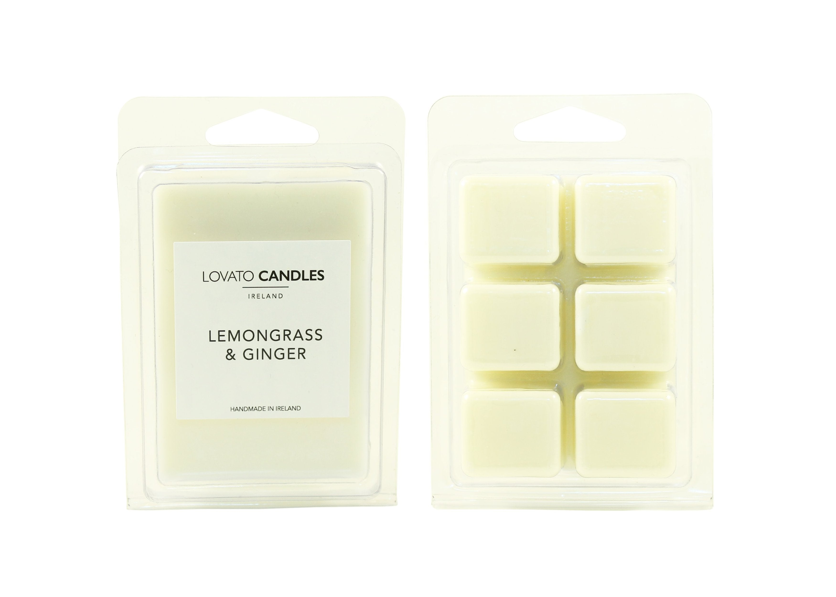 Wax Melt - Lemongrass & Ginger - Lovato Candles