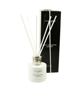 White Diffuser - Night Blooming Jasmine - Lovato Candles