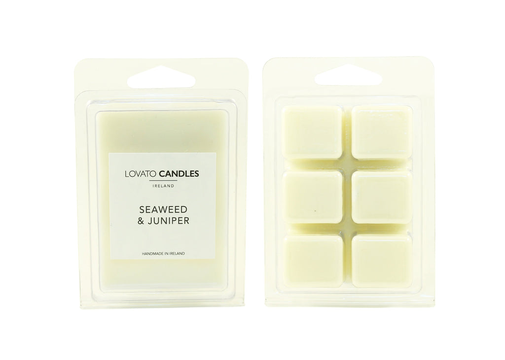 Wax Melt - Seaweed & Juniper - Lovato Candles