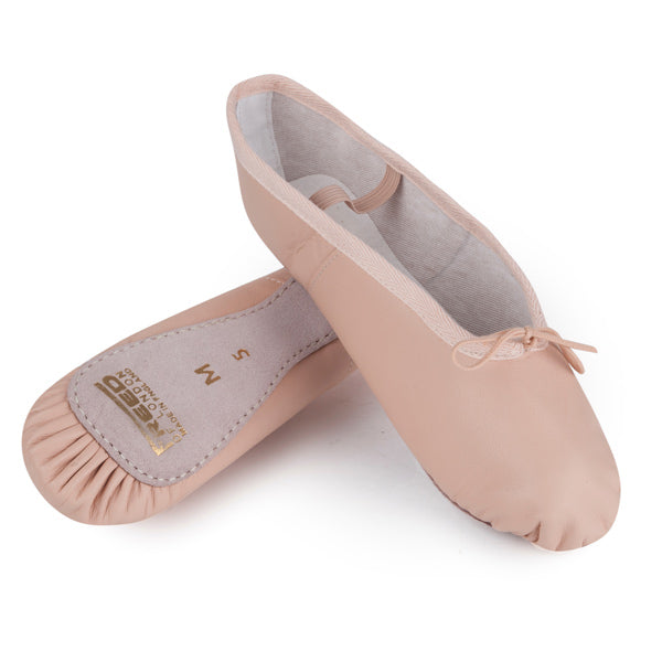 Freed of London Aspire Slippers RAD Approved Dermatina Papoutsia Mpaletou Meliz Dance Shop