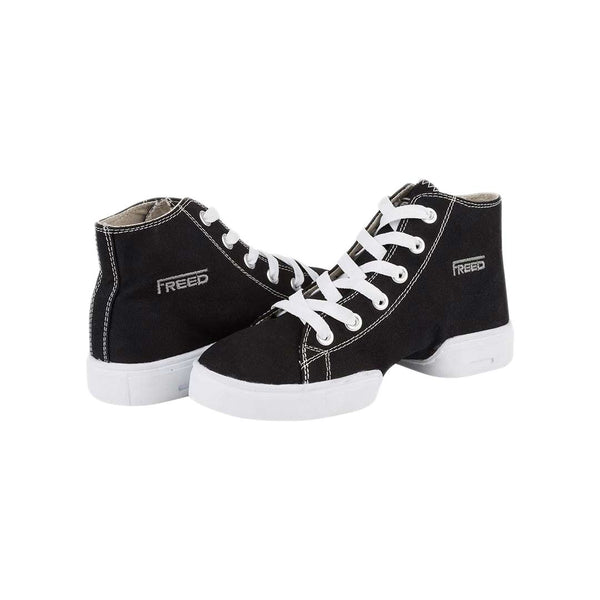 Freed of London Brooklyn Sneakers Athlika Papoutsia Xorou Dance Boots Gynaikeia Andrika Canvas MelizDanceShop