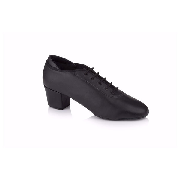 Papoutsia Latin Andrika Xeiropoihta FreedOfLondon Marco Leather Black MelizDanceShop