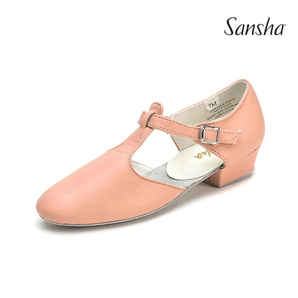 "Sansha Diva 2,5cm (1"") - The Dance Mall"