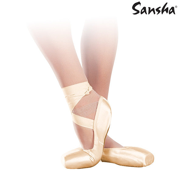 Sansha English Soft-Toe - The Dance Mall