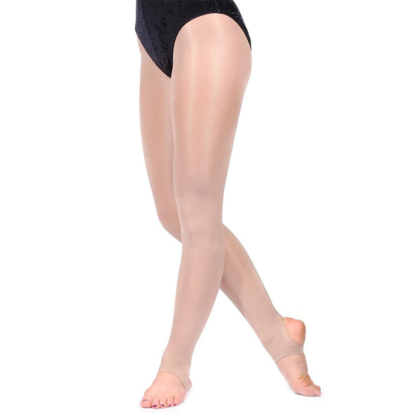 Silky Dance Shimmer Stirrup - The Dance Mall