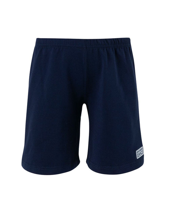 Sortsaki Mpaletou Andriko Paidiko FreedOfLondon Boy's Cotton Shorts RAD Navy MelizDanceShop