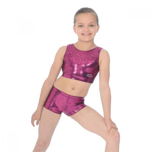 TheZone Chic Set Mpoustaki Sortsaki Βerry MelizDanceShop