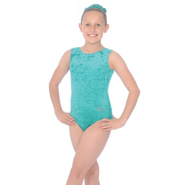 The Zone Salto Kormaki Rythmikis Enorganis Gymnastikis Crushed Beloudo Cool Green Mprosta MelizDanceShop