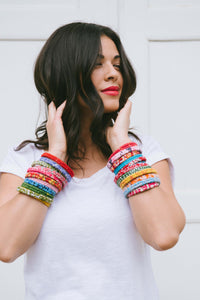 Recycled sari Bangles/Accessories