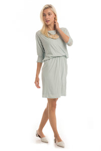 Horizon Dress - Light Blue