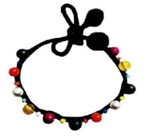 Multicolor Beaded Anklet