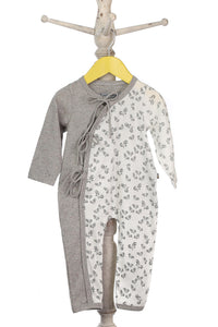 Bicycle Print Footless Sleep Suit