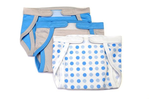 Re-useable Nappies (Set of 3)