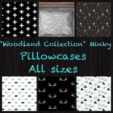 Minky Pillowcases-