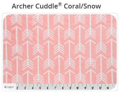 Cuddle Minky (SHANNON FABRICS) - IN STOCK
