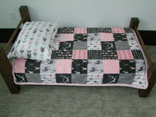 3 Piece DESIGNER Toddler Bed Set