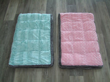 LUXE Minky Weighted Blanket - You Choose the Size and Weight