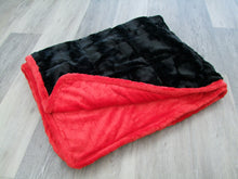 Minky Weighted Blanket - You Choose the Size and Weight