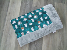 Coffee Designer Blankets -Custom