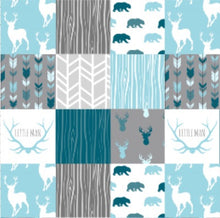 Designer Minky - Ordered on Demand (select prints are in stock)