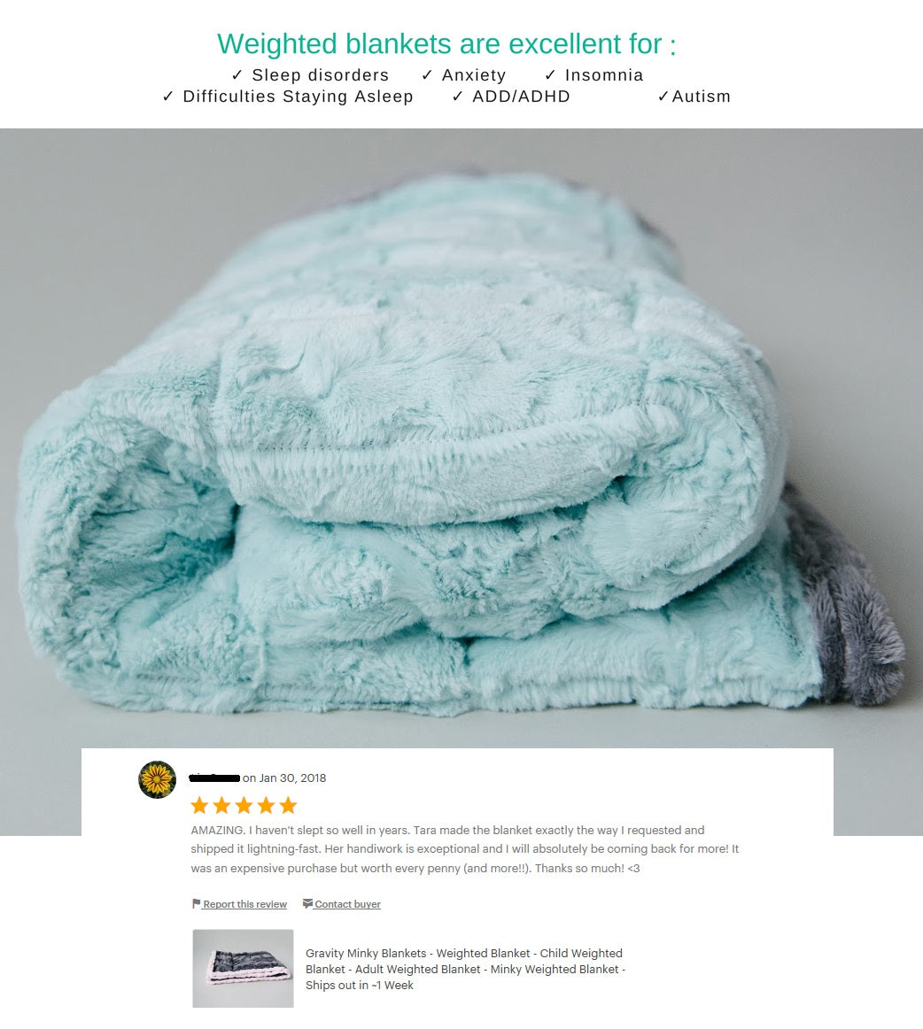 Luxe minky weighted blanket you choose the size and weight luxe minky weighted blanket you choose the size and weight nvjuhfo Image collections