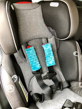 Car Seat Strap Covers and Seat Belt Covers -