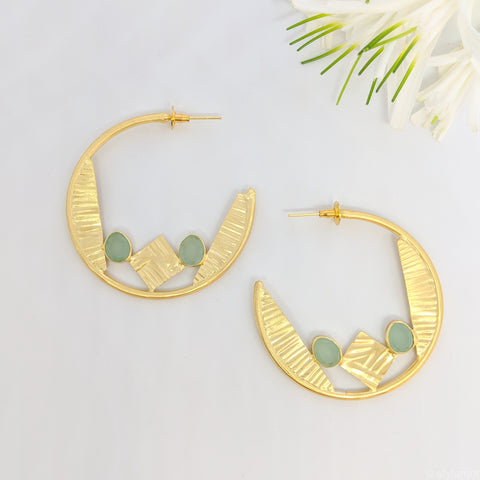 Saachi Hoop Earrings