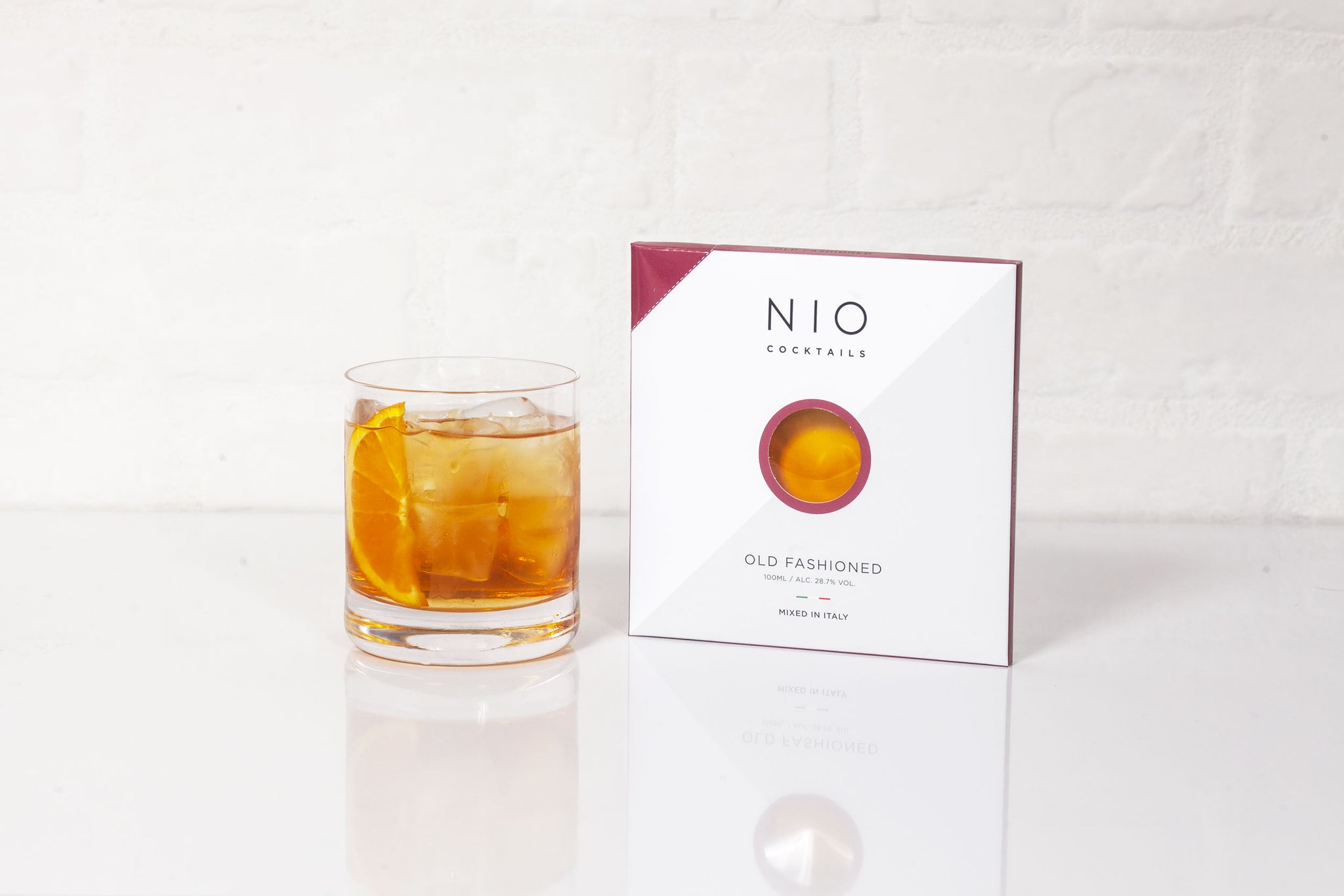 Old Fashioned Cocktail: NIO ti porta a casa un vero mito della mixology.