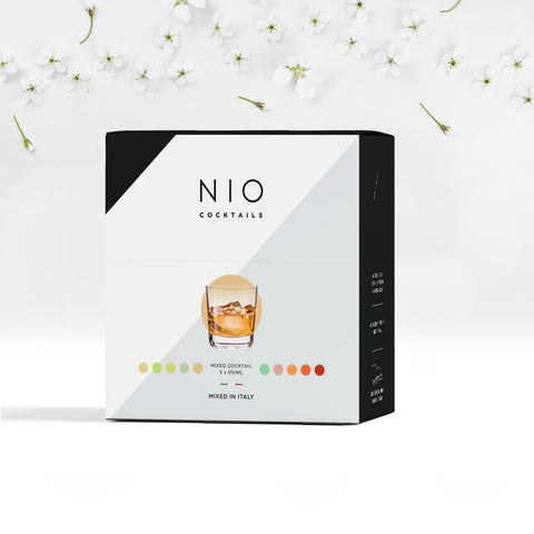 NIO Cocktails box per la primavera in busta