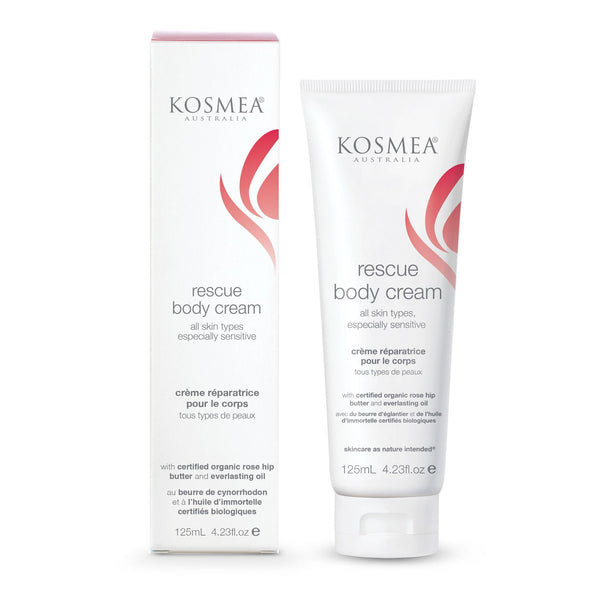 Kosmea Rescue Body Cream 4.22 fl.oz