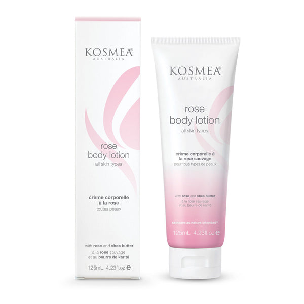 Rose Body Lotion - Kosmea USA  - 2