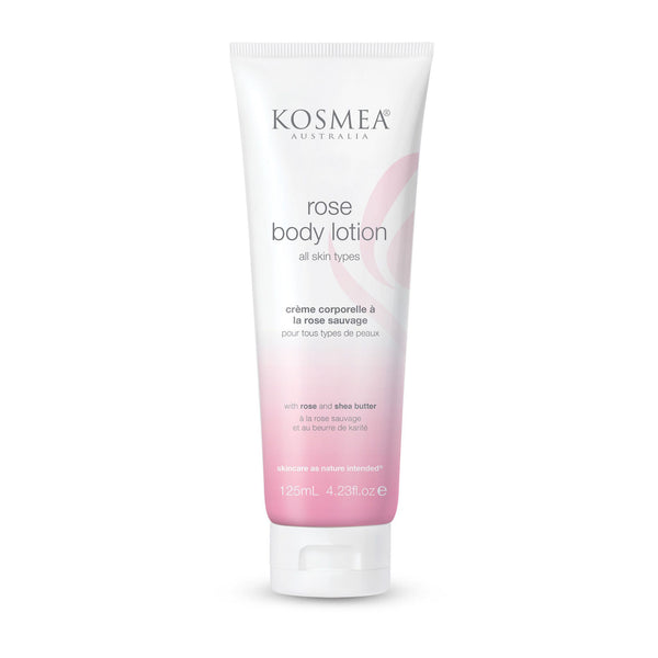 Rose Body Lotion - Kosmea USA  - 1