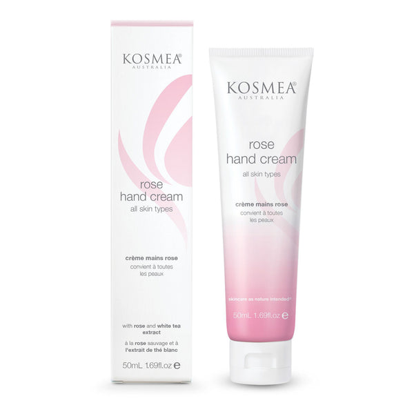 Rose Hand Cream - Kosmea USA  - 2